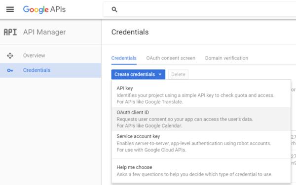 How to use Google Adsense API to download Adsense data